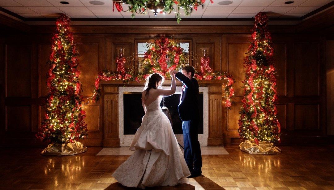 Karácsonyi esküvő a varázslat erejével