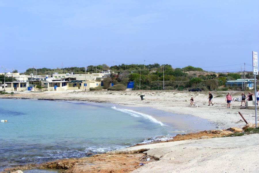 Armier Bay Beach